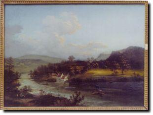 Ölgemälde von 1788, Besitz der Familie von Mülinen